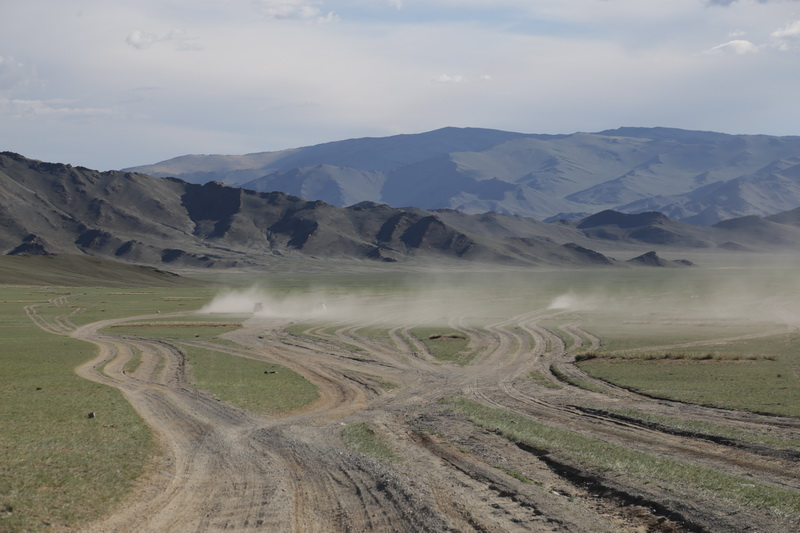 Монголия бескрайняя