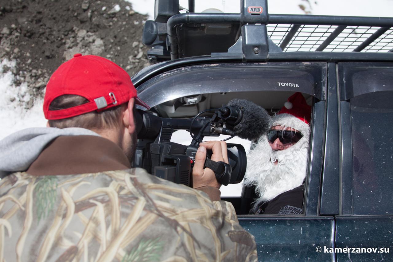 Дед Мороз всегда и везде!